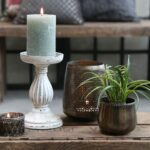 Pillar candle holder – small