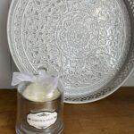 Lemon & Sage bell har candle main image